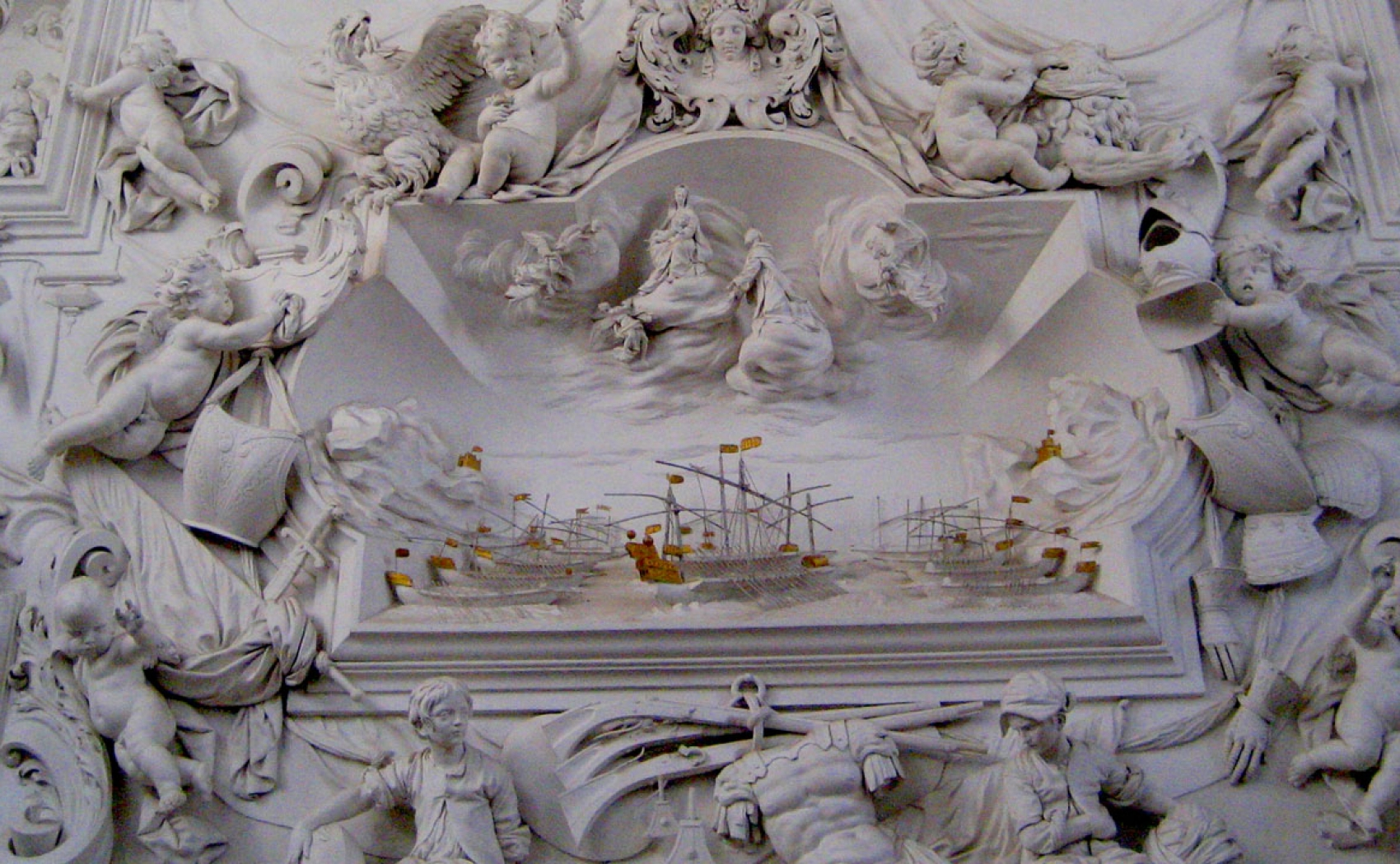 "GIACOMO SERPOTTA: ITALIAN ""MAGISTER STUCCATOR"""